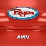 Byers Audi logo