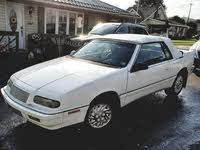 Picture of 1994 Chrysler Le Baron GTC Convertible, exterior, gallery_worthy