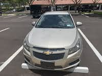 2013 Chevrolet Cruze Picture Gallery