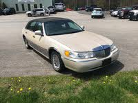 Picture of 1999 Lincoln Town Car Cartier, exterior, gallery_worthy