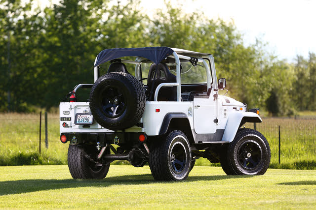 Picture of 1971 Toyota FJ40, exterior, gallery_worthy