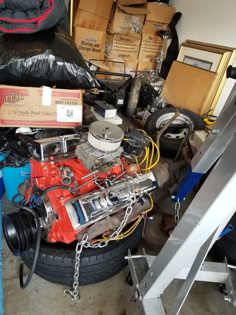 Chevrolet S-10 Questions - 1997 2 2l engine swap 350 small block