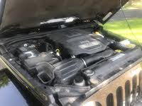 Picture of 2012 Jeep Wrangler Unlimited Sahara 4WD, engine, gallery_worthy