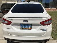 Picture of 2015 Ford Fusion Titanium AWD, exterior, gallery_worthy