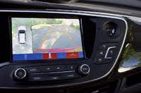 Reversing camera of the 2019 Buick Envision., interior, gallery_worthy