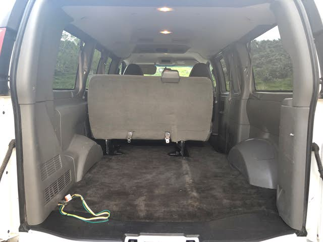 Picture of 2011 GMC Savana LS 1500 AWD, interior, gallery_worthy