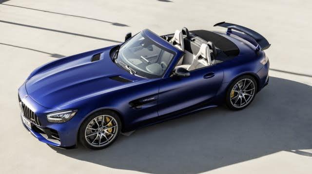 2020 Mercedes-Benz AMG GT, exterior, manufacturer, gallery_worthy