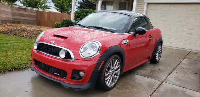 Picture of 2013 MINI Cooper Coupe John Cooper Works FWD, exterior, gallery_worthy