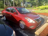 Picture of 2017 Nissan Versa SV, exterior, gallery_worthy