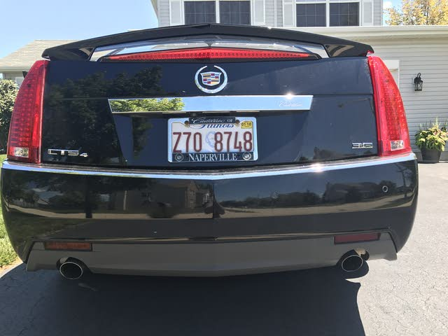 Picture of 2012 Cadillac CTS 3.6L Premium AWD