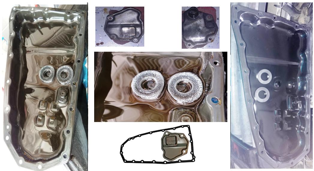 Genuine Nissan Transmission Cooler Flush