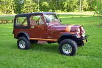 Picture of 1984 Jeep CJ-7 4WD, gallery_worthy