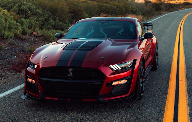 2020 Ford Mustang Shelby GT500, exterior, manufacturer, gallery_worthy