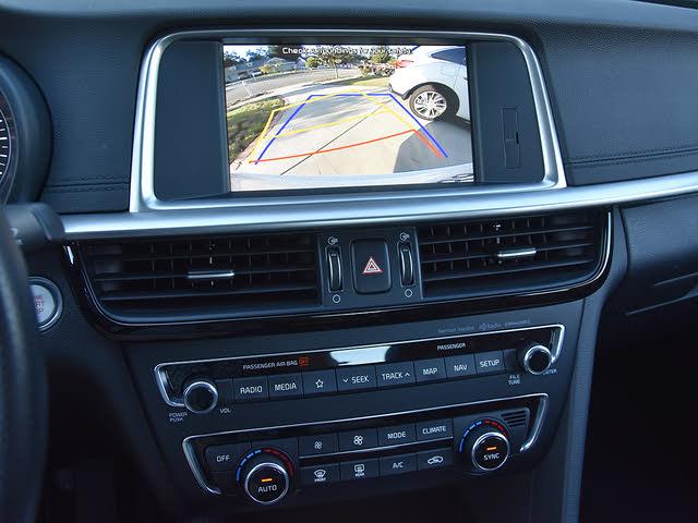 2019 Kia Optima SX Turbo FWD, 2019 Kia Optima SX Reversing Camera, interior, gallery_worthy