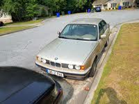 Picture of 1993 BMW 5 Series 525i Sedan RWD, exterior, gallery_worthy