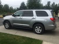 Picture of 2012 Toyota Sequoia SR5 4.6L 4WD, exterior, gallery_worthy