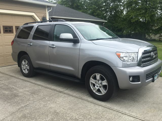 Picture of 2012 Toyota Sequoia SR5 4.6L 4WD