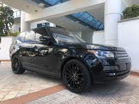 Picture of 2015 Land Rover Range Rover V8 Autobiography 4WD, exterior, gallery_worthy