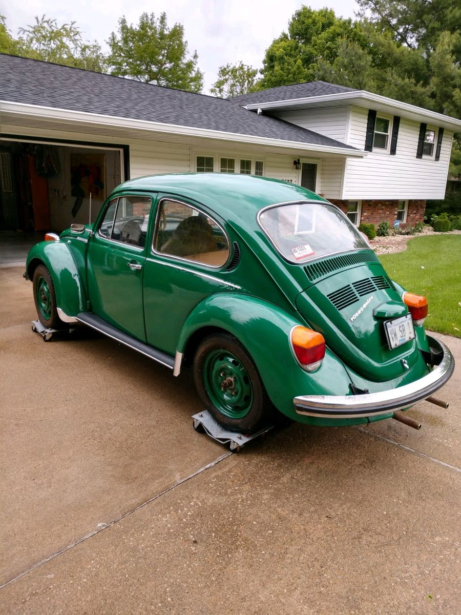 Volkswagen Super Beetle Questions How Much 1973 Vw Super Beetle Worth Cargurus