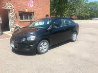 Picture of 2012 Chevrolet Sonic LTZ 2LZ Sedan FWD, exterior, gallery_worthy