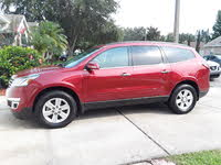 Picture of 2014 Chevrolet Traverse 2LT FWD, exterior, gallery_worthy