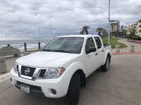Picture of 2017 Nissan Frontier SL Crew Cab 4WD, exterior, gallery_worthy