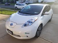 Picture of 2017 Nissan Leaf SL, exterior, gallery_worthy