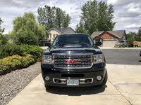2011 GMC Sierra 2500HD Overview