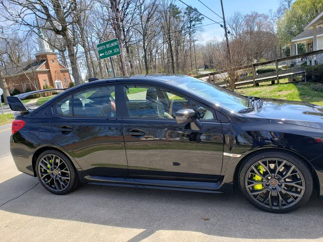 Picture of 2019 Subaru WRX STI Limited AWD with Wing Spoiler