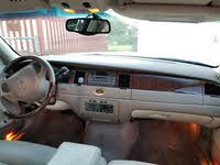 Picture of 2001 Lincoln Town Car Cartier L, interior, gallery_worthy