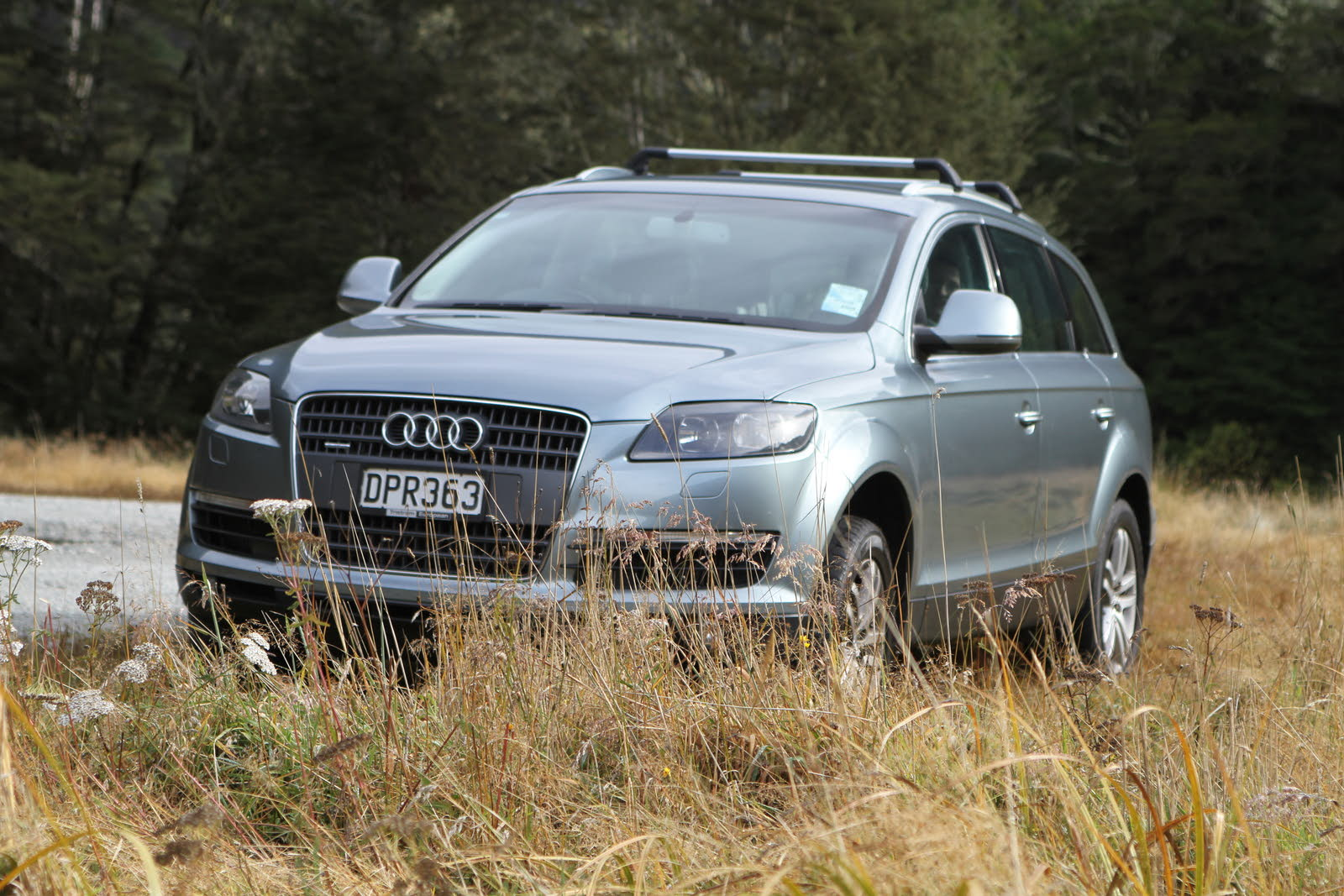 Audi Q7 Questions - what problem does a Audi q7 have because