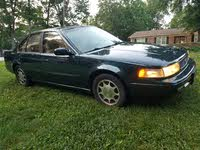 1993 Nissan Maxima Overview