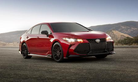 2020 Toyota Avalon Overview Cargurus