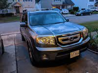 Picture of 2009 Honda Pilot Touring with Nav 4WD, exterior, gallery_worthy