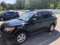 Picture of 2011 Hyundai Santa Fe 3.5L GLS AWD, exterior, gallery_worthy