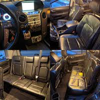 Picture of 2009 Honda Pilot Touring with Nav 4WD, interior, gallery_worthy