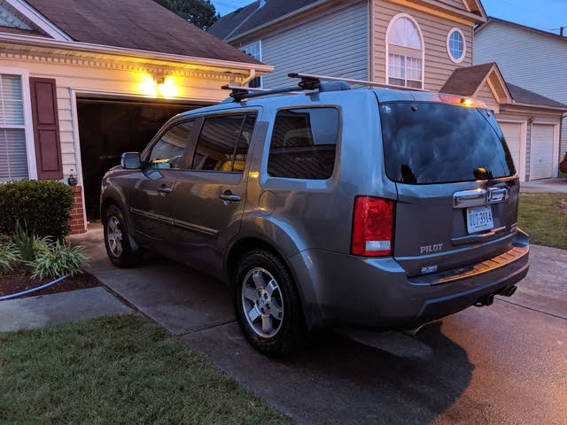 Picture of 2009 Honda Pilot Touring w/ Nav 4WD