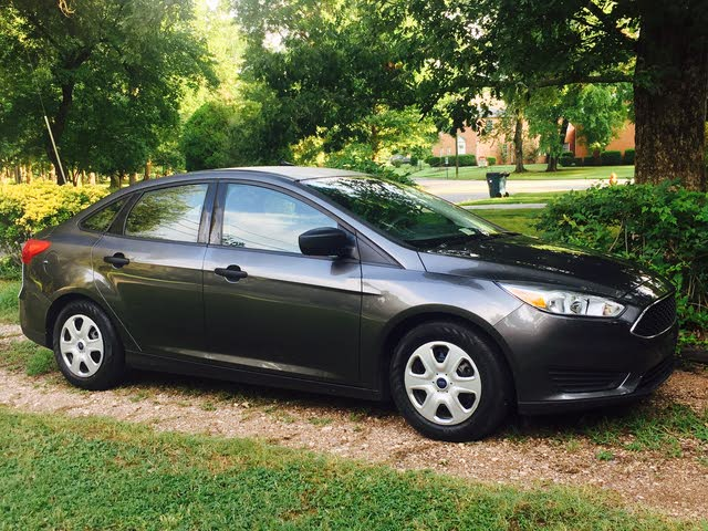 Picture of 2015 Ford Focus S, exterior, gallery_worthy