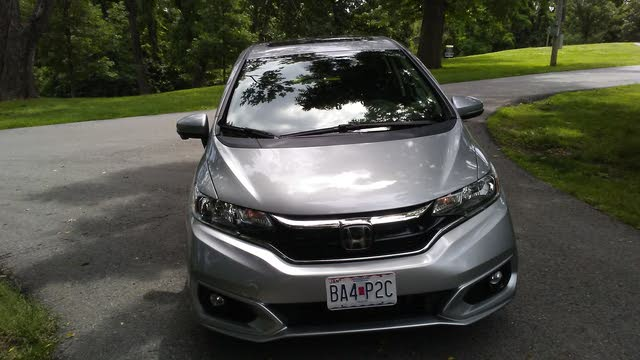 Picture of 2018 Honda Fit EX-L with Navi, exterior, gallery_worthy
