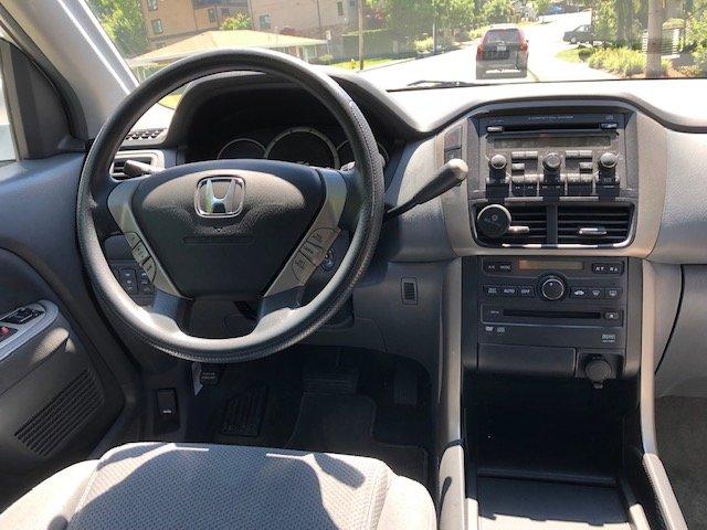 2017 Honda Fit Ex L >> 2008 Honda Pilot - Interior Pictures - CarGurus