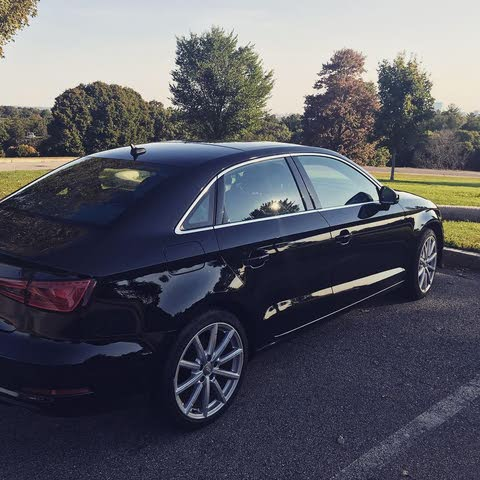 Picture of 2015 Audi A3 1.8T Premium Plus Sedan FWD, exterior, gallery_worthy