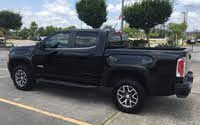 Picture of 2015 GMC Canyon SLE Crew Cab 4WD, exterior, gallery_worthy