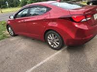 Picture of 2016 Hyundai Elantra Limited Sedan FWD, exterior, gallery_worthy