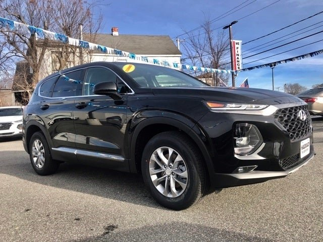 Picture of 2019 Hyundai Santa Fe 2.4L SE AWD, exterior, gallery_worthy