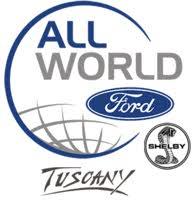 All World Ford logo