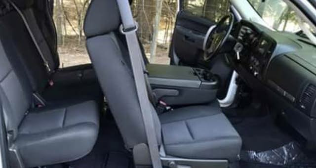 Picture of 2010 Chevrolet Silverado 1500 LT Extended Cab RWD, interior, gallery_worthy