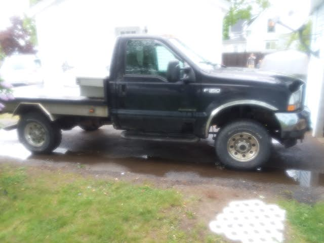 Picture of 2002 Ford F-350 Super Duty XL Crew Cab LB 4WD, exterior, gallery_worthy