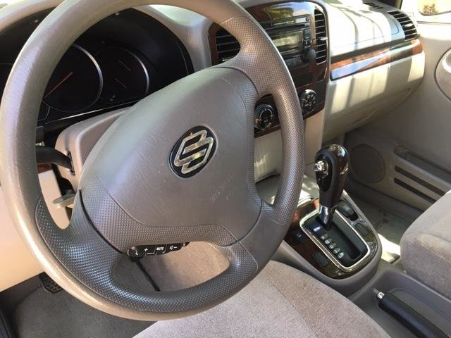 Picture of 2004 Suzuki XL-7 LX 2WD, interior, gallery_worthy