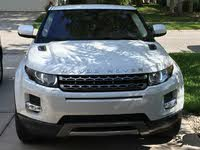 2013 Land Rover Range Rover Evoque Picture Gallery