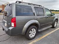 Picture of 2007 Nissan Pathfinder LE, exterior, gallery_worthy